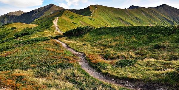 Turistické trasy Vysoké Tatry na pár hodín