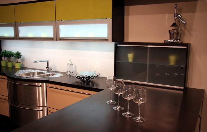Dizajn kuchyne pre moderné ženy