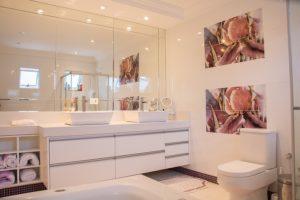 Malé koupelny v garsonce